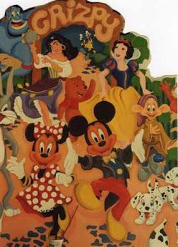 Mural Grzpy Mickey