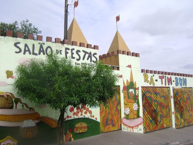 FRENTE DO SALAO