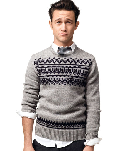 Joseph Gordon-Levitt Hair image