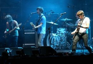 Arctic Monkeys Brits winner