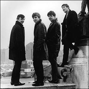 Beatles in 1963