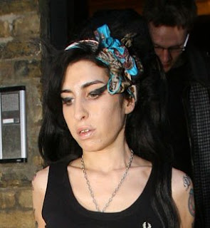 Amy Winehouse fashion icon