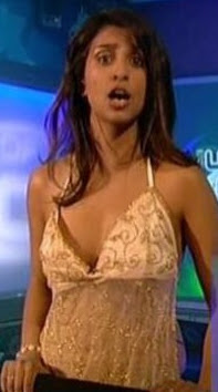 Konnie Huq slinky top