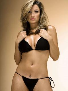 Rebecca Loos bikini