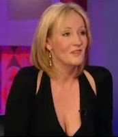 JK Rowling on television