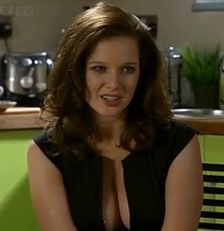Helen Flanagan cleavage