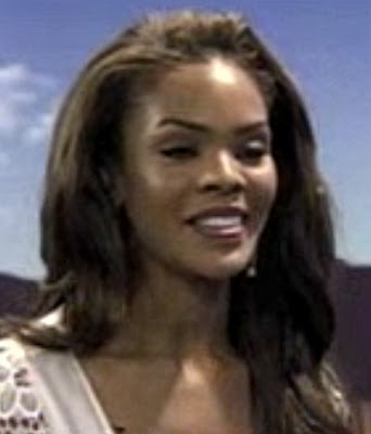 Crystle Stewart TV interview pic