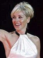 Sharon Stone upset Chinese