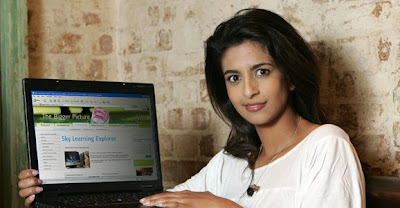 Konnie Huq Exam tips