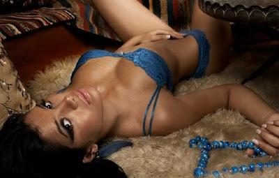 Suelyn Medeiros lingerie pic