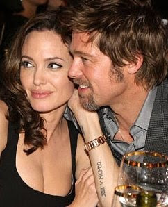 Angelina Jolie and Brad Pitt: twins born