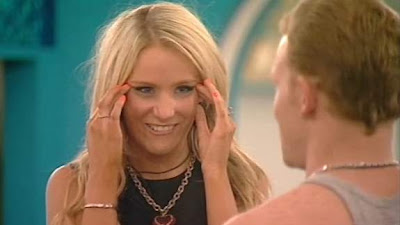 Nicole Cammack enters Big Brother