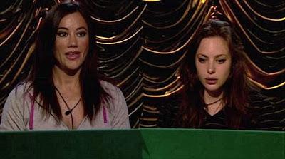 Lisa Appleton and Sara Folino compete for £50,000