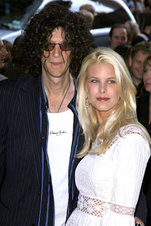 Beth Ostrosky and Howard Stern married