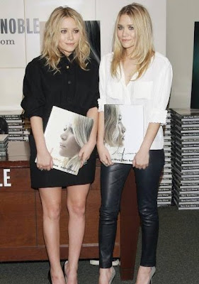Mary Kate Olsen and Ashley Olsen - Olsen twins