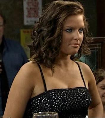 Helen Flanagan as Rosie Webster