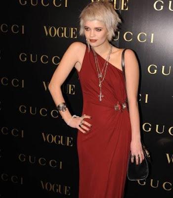 Pixie Geldof glamour