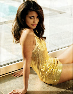 Konnie Huq FHM sexy pose