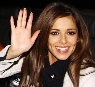 Cheryl Cole face of L'Oreal