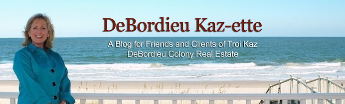 DeBordieu Real Estate Kaz-ette