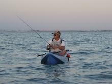Kayak Fishing on the Gulf Of Mexico