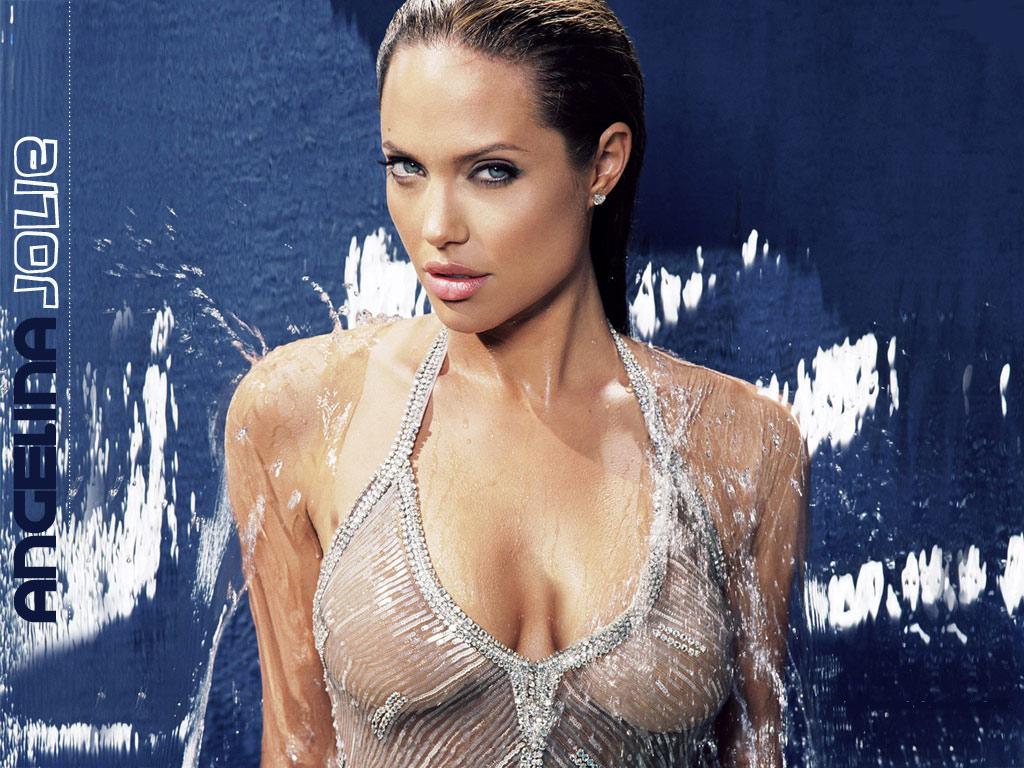 Angelina Jolie sexy bikini 2011