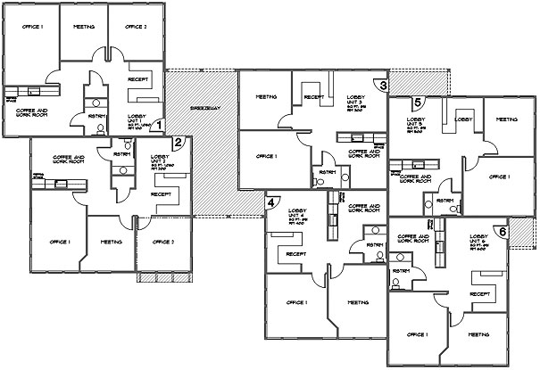 Floor Plan on Dominic Cooper