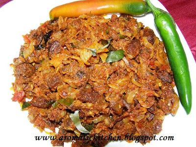 Spicy Tasty Beef  Fry