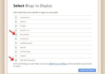 membatasi-blog-tampil-di-profil