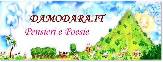 Damodara.it - Poesie