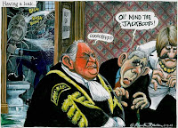 by Martin Rowson in the Grauniad