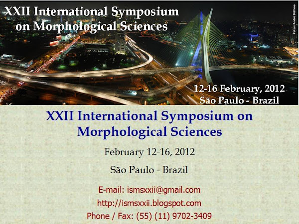 XXII International Symposium on Morphological Sciences