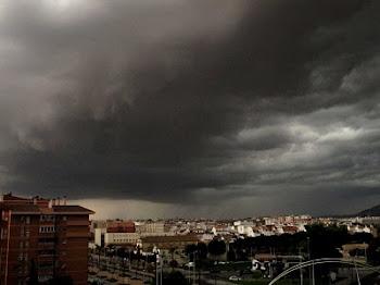 Tormenta en Córdoba