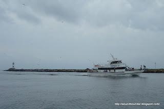 Soundbounder october 2009 for Port jeff fishing