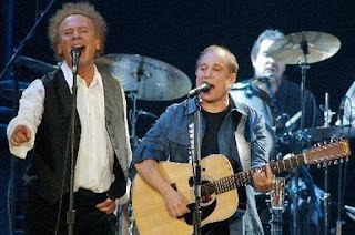 Simon and Garfunkel on Stage
