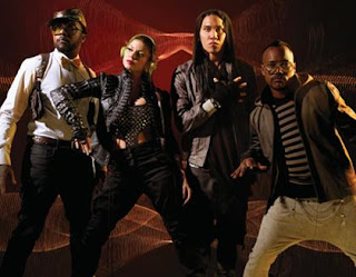 Black Eyed Peas Photo Shoot for the END Tour Promos