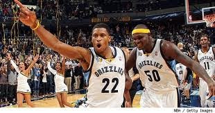 Rudy Gay and Zach Randolph