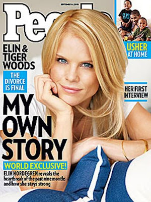 Elin Nordegren Finally Breaks Her Silence