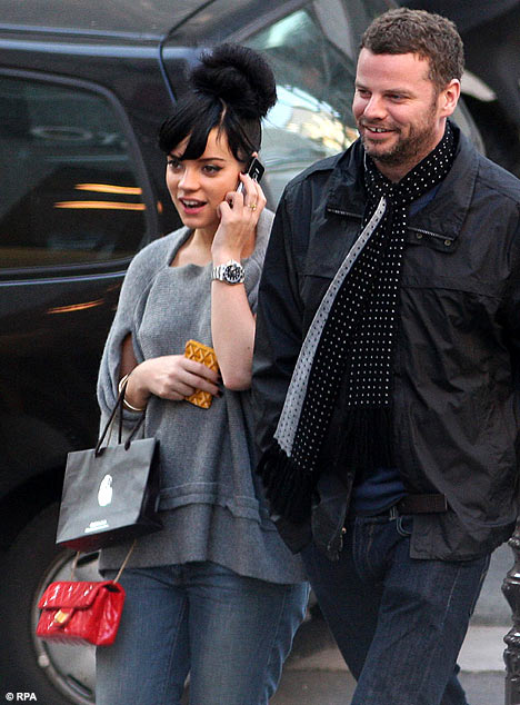 SAD NEWS: Lily Allen Suffers ANOTHER Miscarriage!
