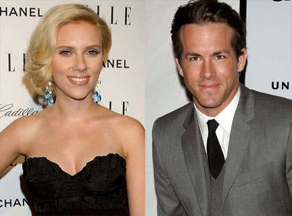Scarlett Johansson And Ryan Ryenolds BOTH File For Divorce