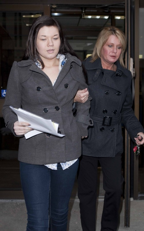 Amber Portwood Out On Bail