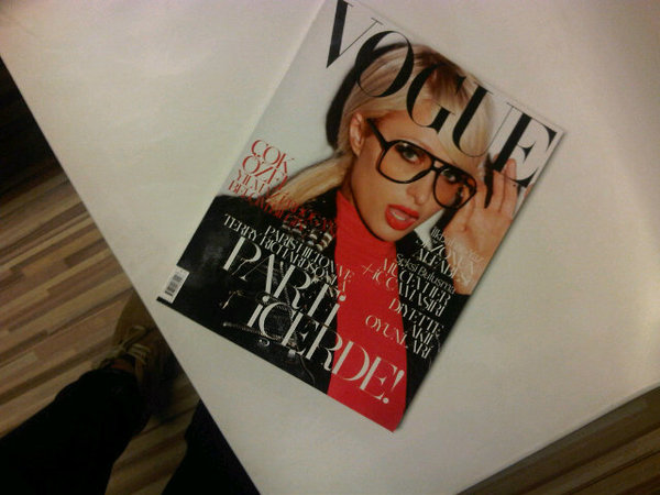 "Terry Richardson Shoots Paris Hilton For ""VOGUE"" Turkey!"