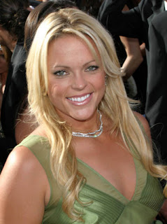 Jennie Finch's engaging smile