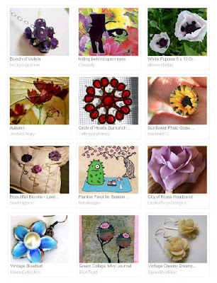 Click this image to view all of Etsy's Current Treasuries