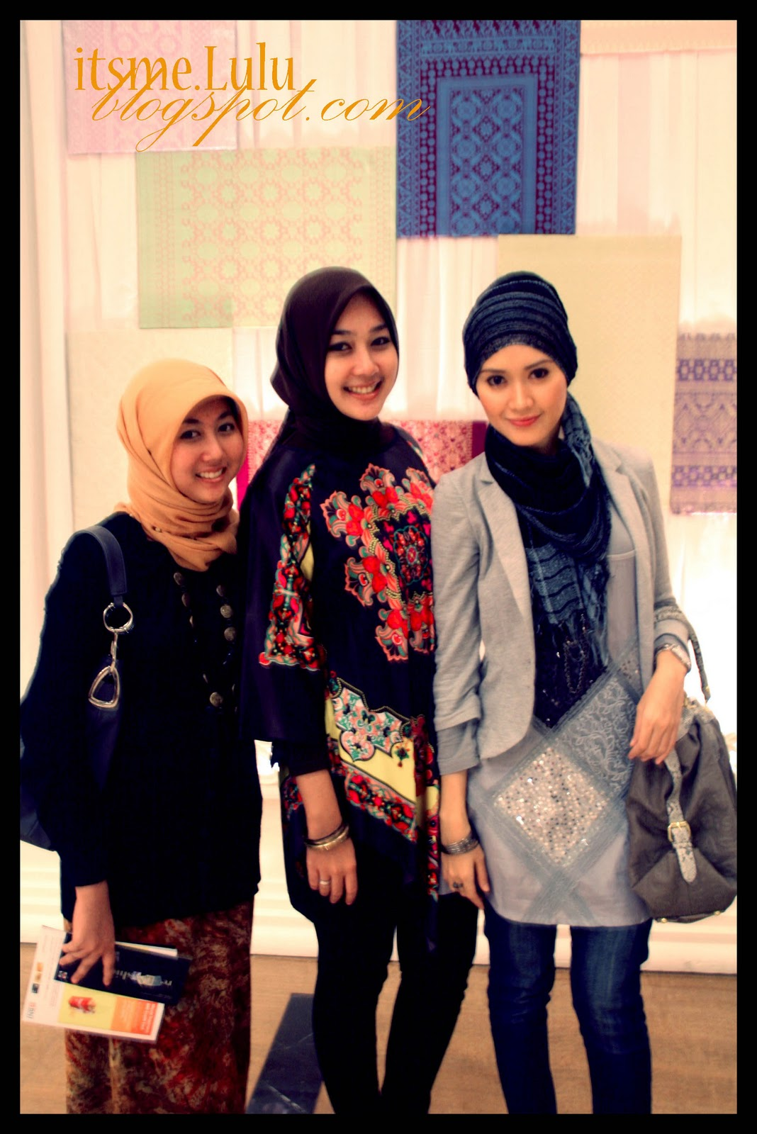 JFW 2010 : Hijabers Friends and Show-Malabis Moslem