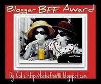 BFF BLog Award