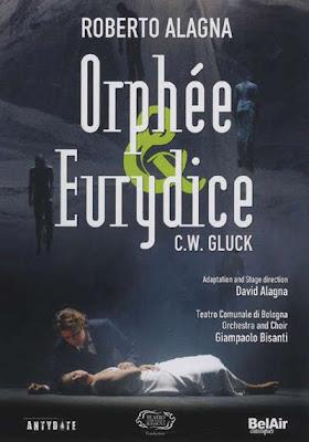 Orpheé et Euridice de Gluck en producción de David Alagna