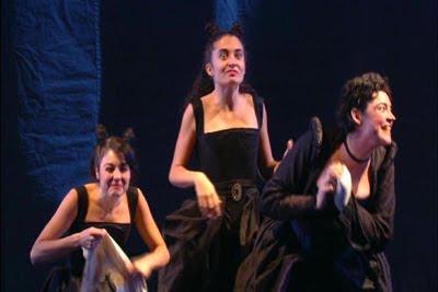 Las brujas vistas por Deborah Warner