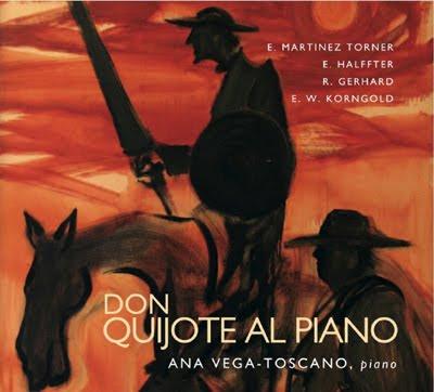 Don Quijote al piano por Ana Vega-Toscano en Columna Música