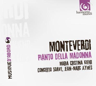 Pianto della Madonna de Monteverdi por Kiehr y Aymes